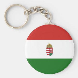 Llavero La bandera de Hungría