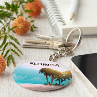 Llavero La Florida
