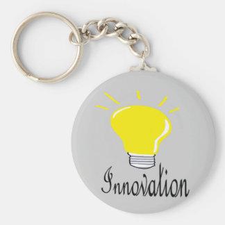 Llavero la luz de la innovación