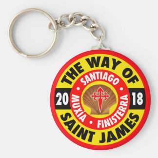Llavero La manera de San Jaime 2018