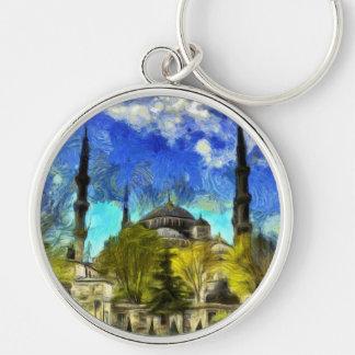 Llavero La mezquita azul Estambul Van Gogh