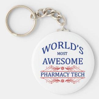Llavero La tecnología más impresionante de la farmacia del
