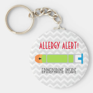 Llavero Los niños de la medicina de la epinefrina