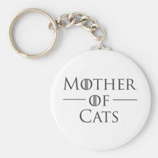 Llavero Madre de gatos