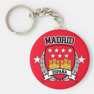 Llavero Madrid