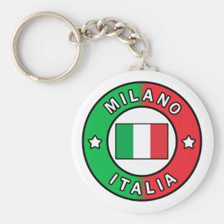 Llavero Milano Italia