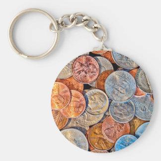 Llavero Moneda acuñada