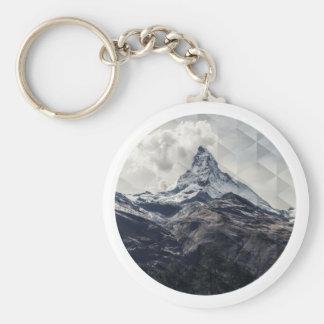 Llavero Montaña