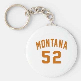 Llavero Montana 52 diseños del cumpleaños