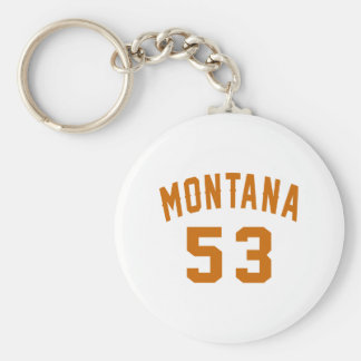 Llavero Montana 53 diseños del cumpleaños