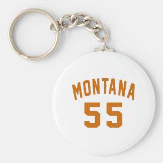 Llavero Montana 55 diseños del cumpleaños