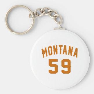 Llavero Montana 59 diseños del cumpleaños