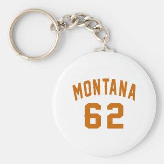 Llavero Montana 62 diseños del cumpleaños