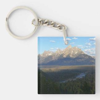 Llavero Montañas de Jackson Hole (parque nacional