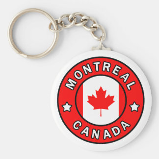 Llavero Montreal Canadá