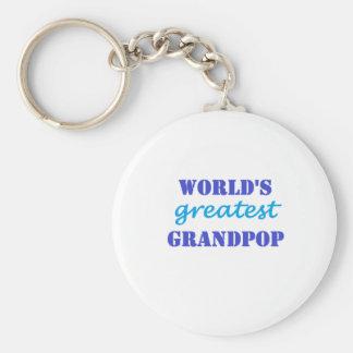 Llavero Mundos el Grandpop más grande