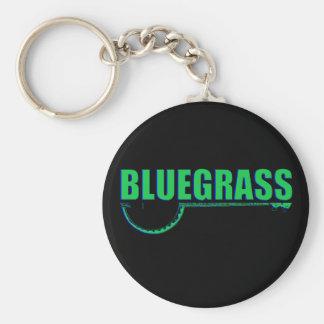 Llavero Música de Bluegrass
