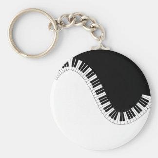 LLAVERO MÚSICA DEL PIANO
