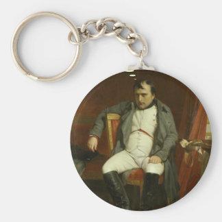Llavero Napoleon piensa en puercos espines