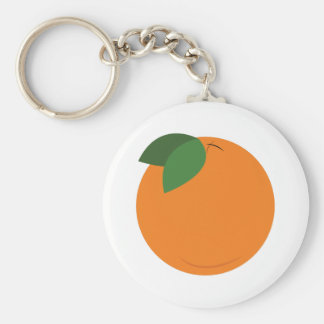 Llavero Naranja redondo