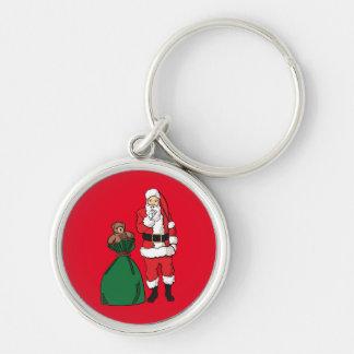 Llavero Navidad Papá Noel