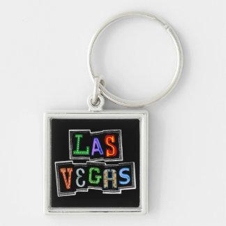 Llavero Neón retro de Las Vegas
