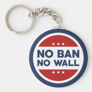 Llavero ¡Ninguna prohibición! ¡Ninguna pared!