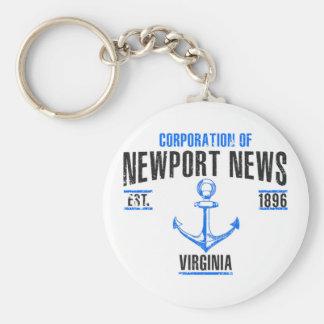 Llavero Noticias de Newport