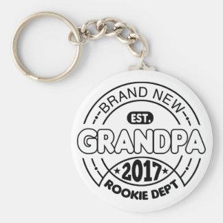 Llavero Nuevo abuelo 2017