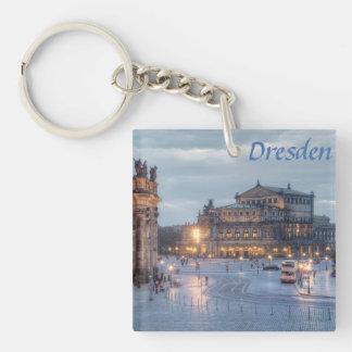 Llavero Operación de Dresden Semper