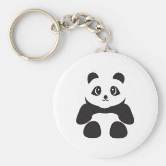 Llavero Oso de panda precioso