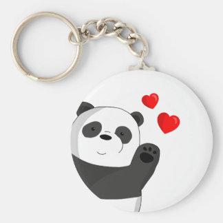 Llavero Panda linda