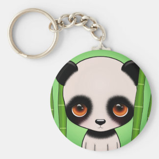 Llavero Panda linda de Kawaii