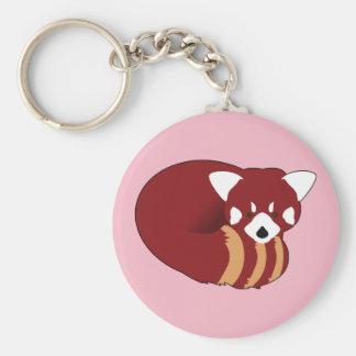 Llavero Panda roja