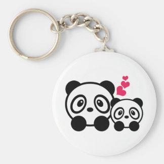 Llavero Pandas