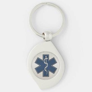 Llavero Paramédico EMT el ccsme de lujo