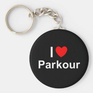 Llavero Parkour