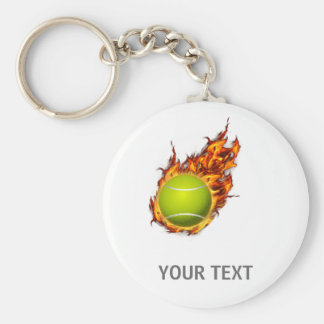 Llavero Pelota de tenis personalizada en el regalo del