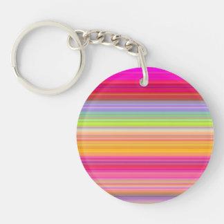 Llavero Personalice - el fondo multicolor de la pendiente