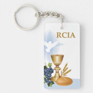 Llavero Personalice, sacramento del católico de RCIA