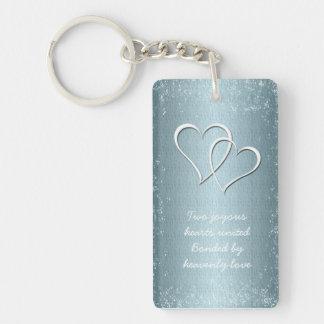 Llavero - personalizable - recuerdo del boda