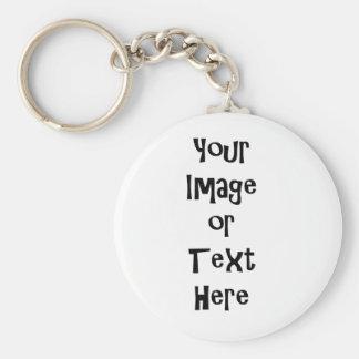 Llavero Personalizar con las imágenes y el texto