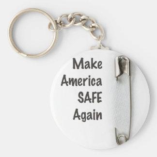 Llavero Pin de seguridad