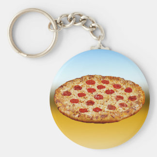 Llavero Pizza solitaria - productos multi