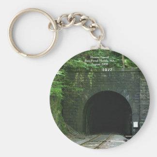 Llavero porta del este de la Florida mA del túnel
