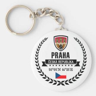 Llavero Praga