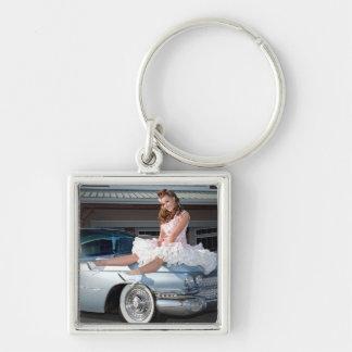 Llavero Princesa 1959 de Cadillac del carrito Pin Up Car