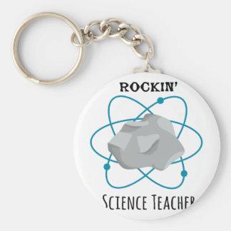Llavero Profesor de ciencias