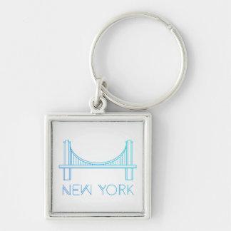 Llavero Puente de Brooklyn el | New York City