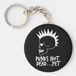 Llavero Punks no absolutamente… con todo oscuridad del